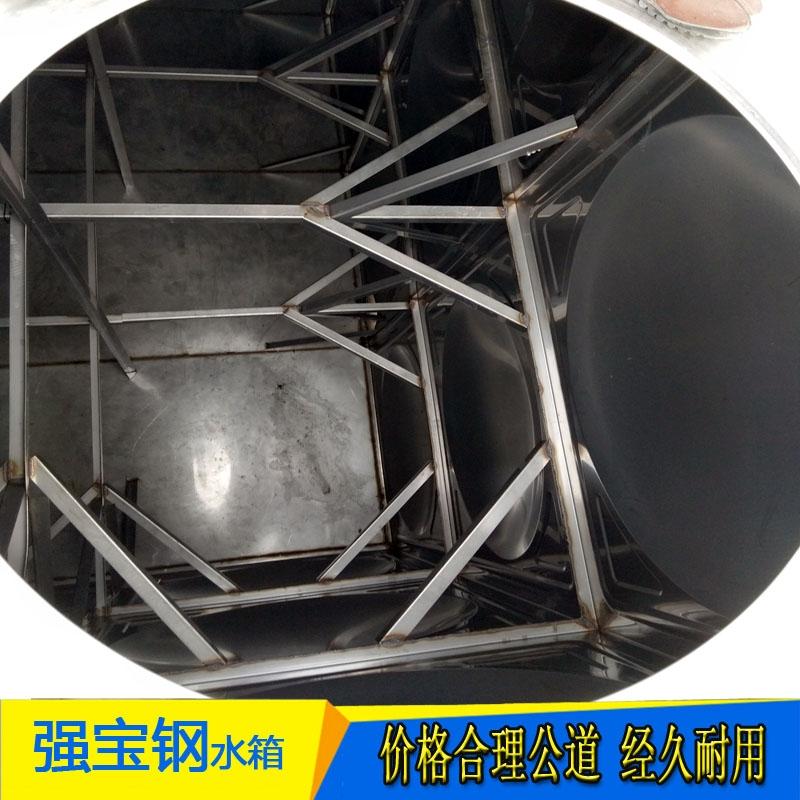 不锈钢水箱系列 保温水箱 生活水箱 工业水箱