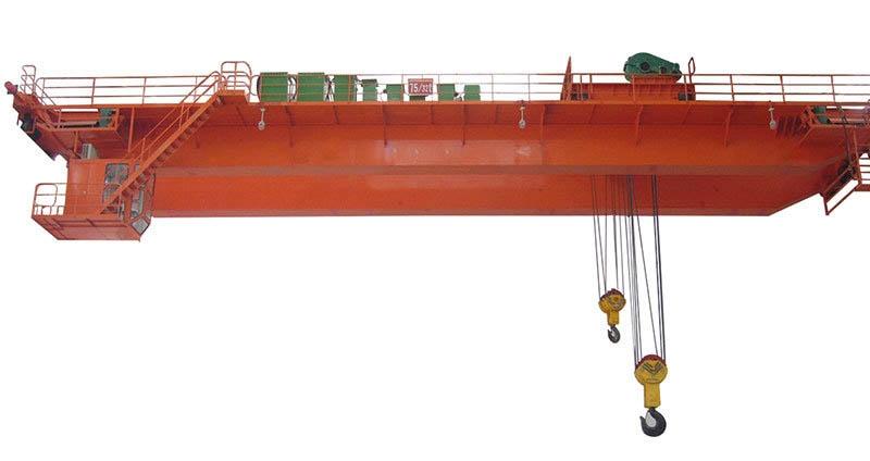 QB型16/3.2吨防爆吊钩桥式起重机 纽科伦起重