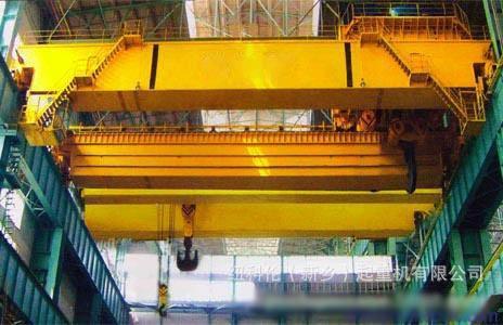 纽科伦起重厂家 生产QB型防爆吊钩桥式起重机