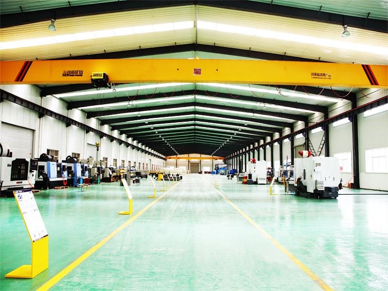 起重机械生产厂家 欧式电动葫芦单梁起重机及配件