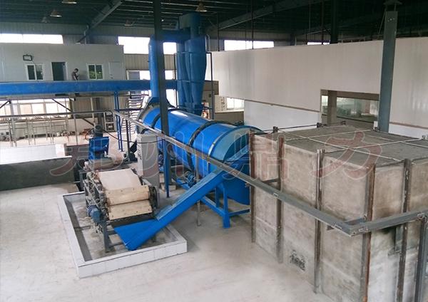 玉米麸皮小麦麸皮烘干饲料生产设备价格 河南麸皮烘干机厂家