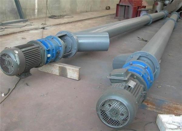 水泥管式绞龙输送机生产厂家