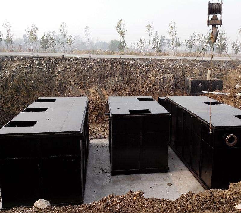 河北邯郸新农村生活污水处理设备报价 生活污水处理设备厂家直销