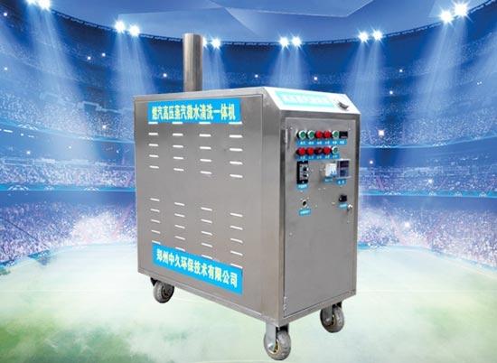 移动蒸汽清洗机 高压燃气蒸汽洗车机价格多少钱一台
