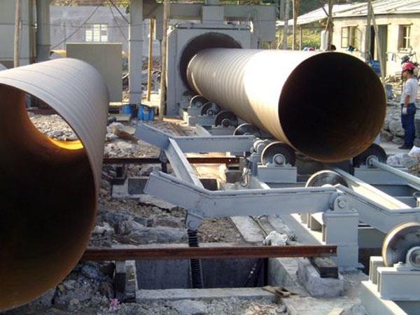 江苏钢管抛丸机 厂家直销 价格低