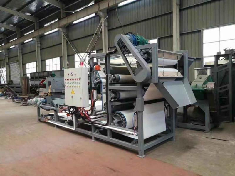 污水处理设备-带式压滤机