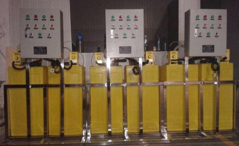 沧州智能加药装置  全自动加药搅拌装置