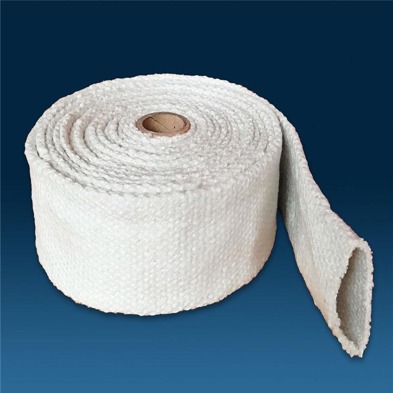 天兴 陶瓷纤维套管 保温隔热套管 防火套管