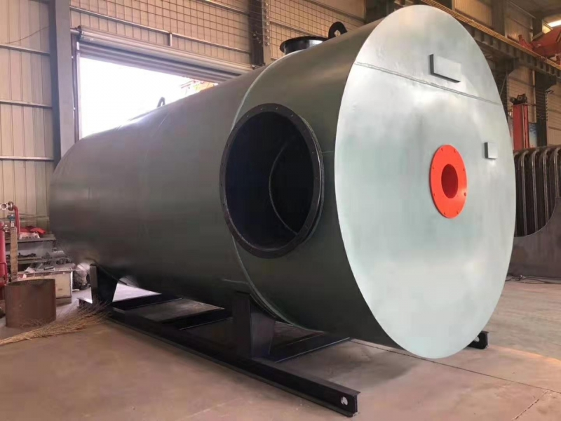 燃油燃气热风炉