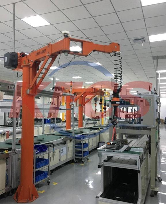 深圳市智能折臂吊辅助提升系统销售