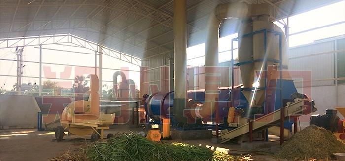 小型牧草烘干机价格 牧草烘干含水12% 河南厂家直供