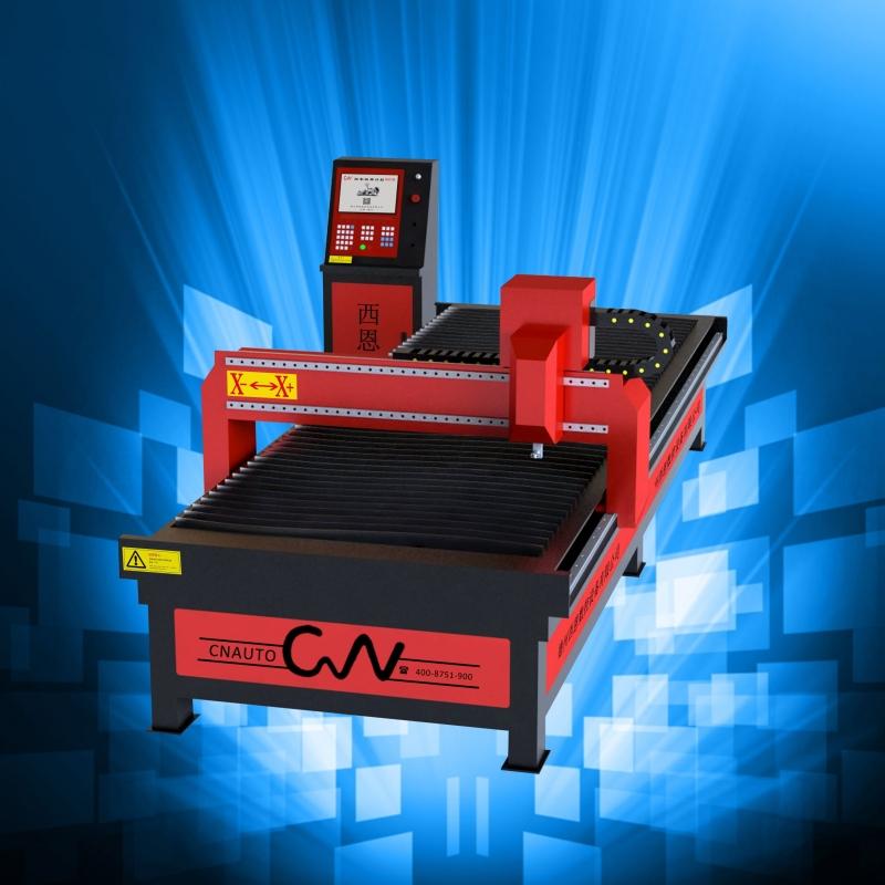 西恩数控工业型台式数控等离子切割机 广告字金属雕刻数控切割机