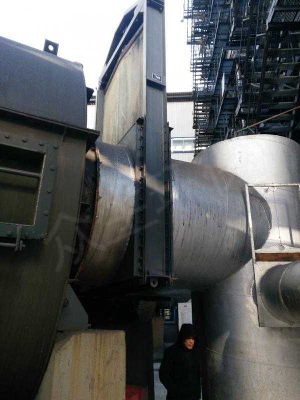 焦化厂用烟气挡板门