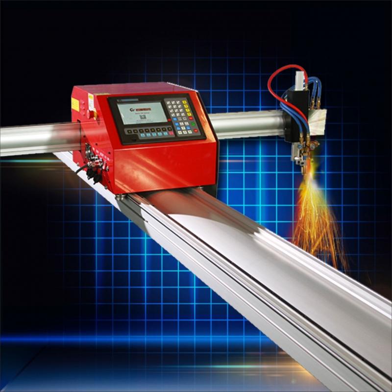 高效稳定便携数控切割机 便携式等离子切割机 小蜜蜂数控切割机