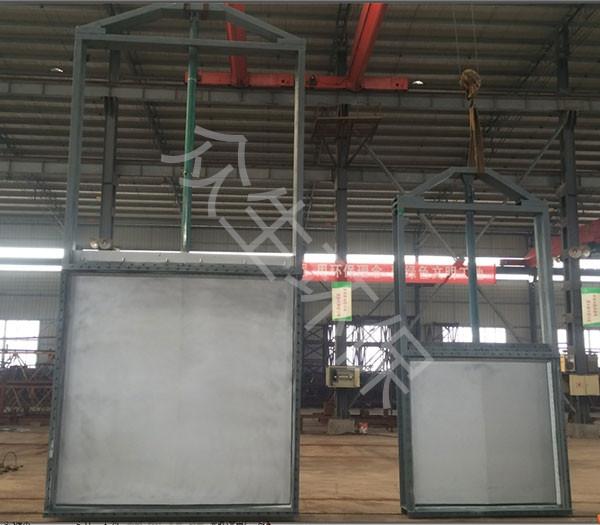 碳钢烟气插板阀