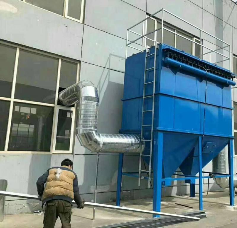 洗煤厂布袋除尘器厂家价格@开鲁县洗煤厂布袋除尘器厂家直销