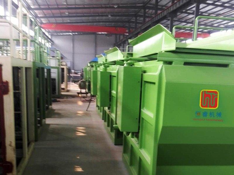 湖北边坡绿化种草机 修复山坡边坡绿化喷播机 喷播植草机恒睿机械