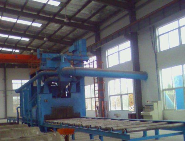 沧州钢板抛丸清理机 生产厂家