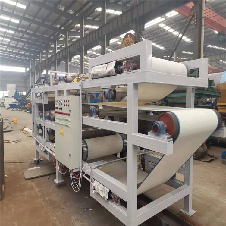 生活污水处理设备 工业污泥脱水机 带式浓缩压滤机