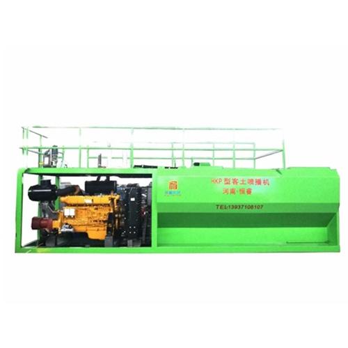 重庆客土喷播机供应 二手客土喷播机 喷播机生产厂家郑州恒睿
