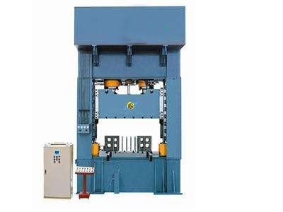 500T框架液压机