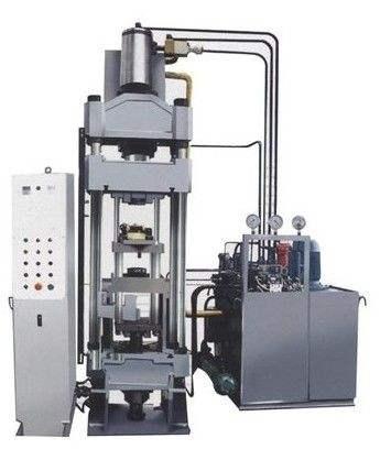 砂轮成型液压机