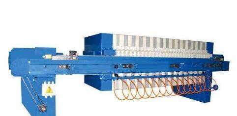隔膜式压滤机