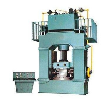 YHW27系列四柱式单动薄板拉伸液压机