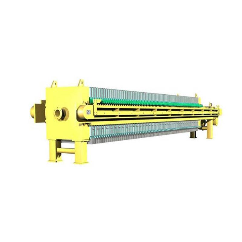 液压箱式压滤机