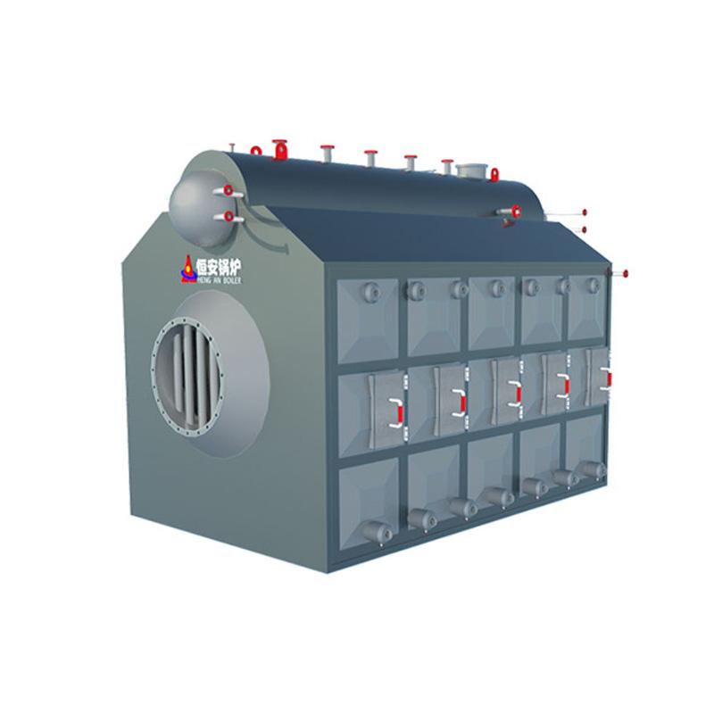 硅铁矿热炉余热锅炉