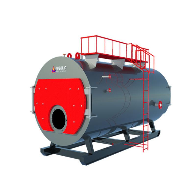 冷凝燃油气蒸汽锅炉