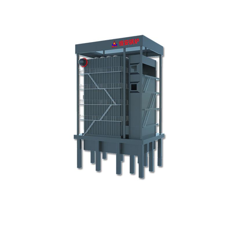 生物质角管锅炉