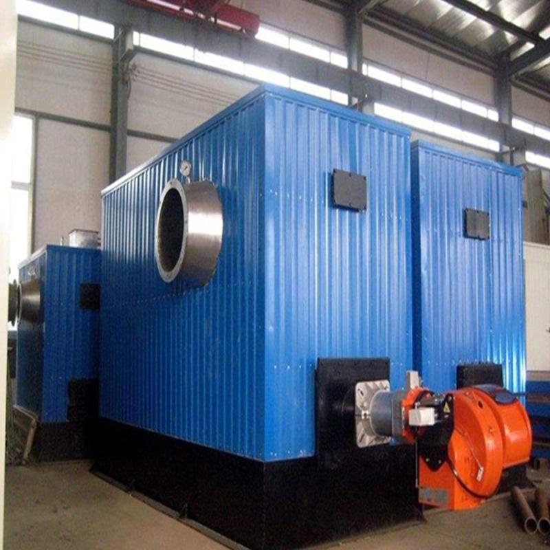 天然气角管锅炉