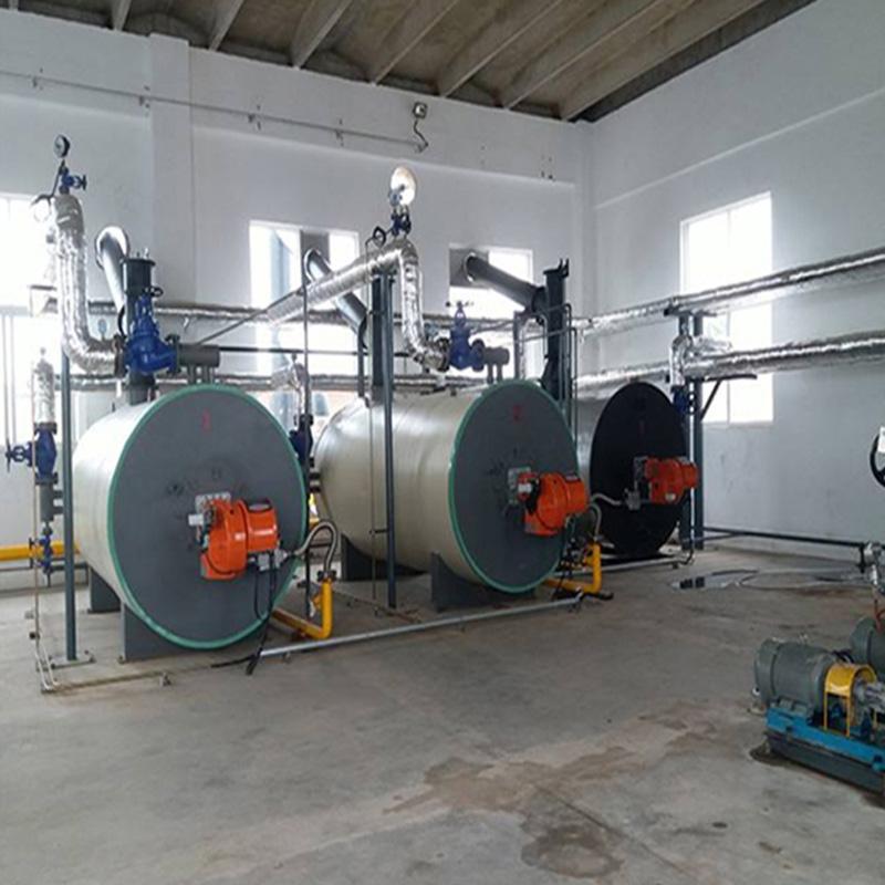生物质低速循环流化床锅炉