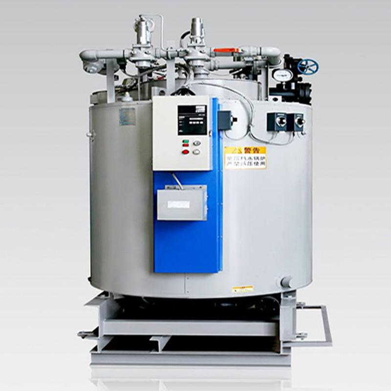 新型专利低压循环流化床热水锅炉