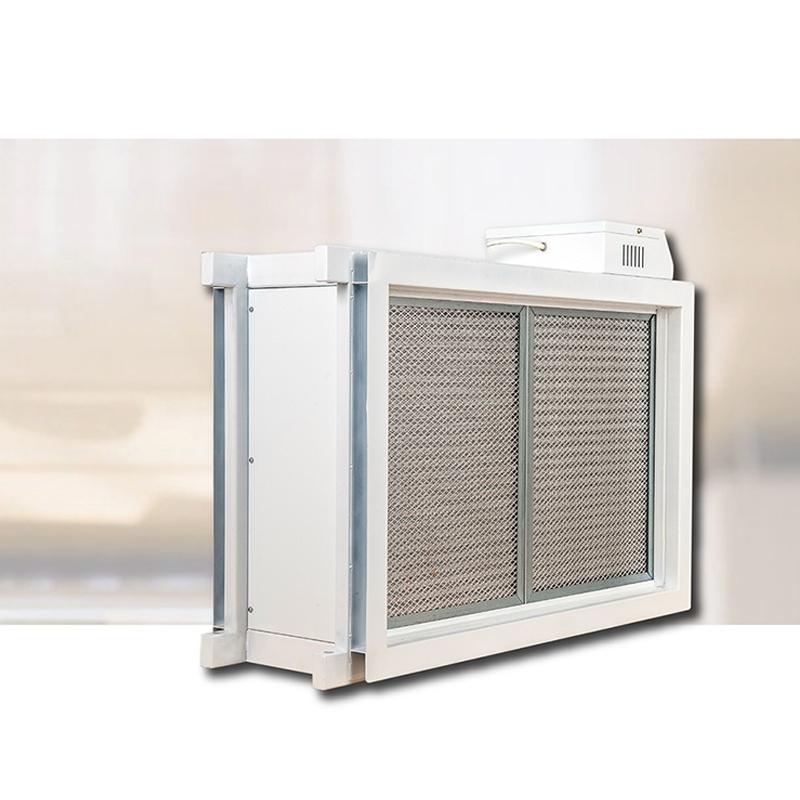 管道式电子空气净化装置