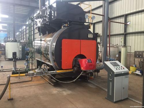 低氮冷凝一体式蒸汽锅炉