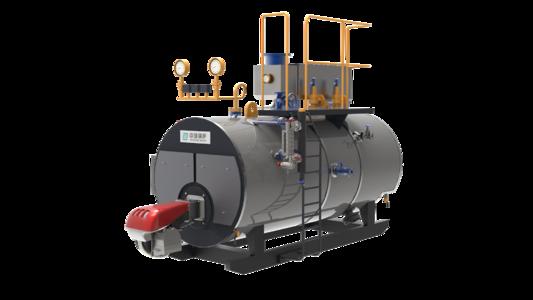 卧式燃油/气蒸汽锅炉