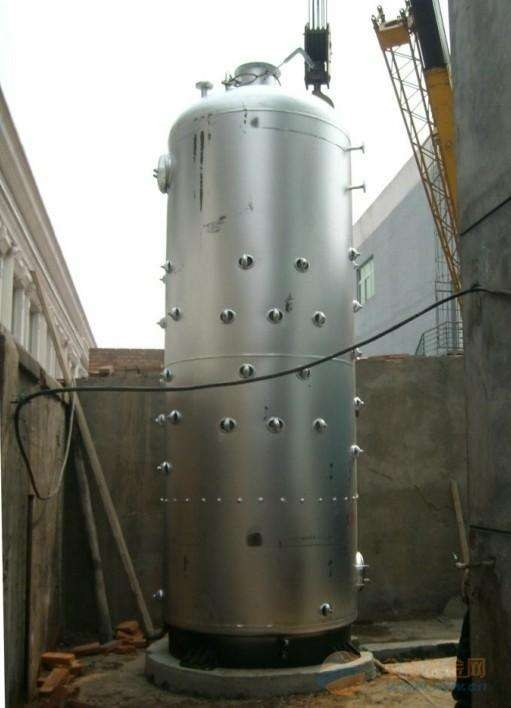 立式燃油/蒸汽锅炉