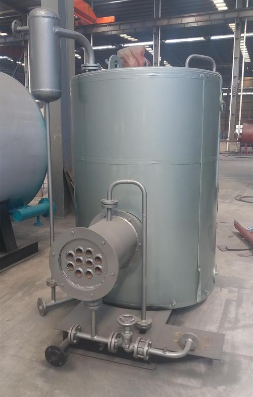 贯流式燃气热水锅炉