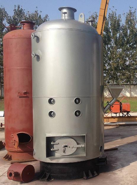 河南生物质蒸汽锅炉1吨立式生物质蒸汽锅