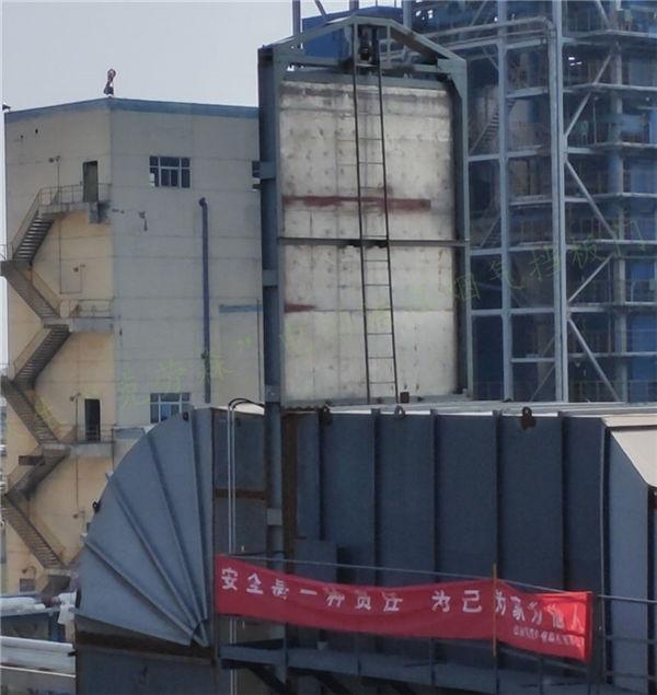 玻璃行业脱硫脱硝必备烟气*板阀