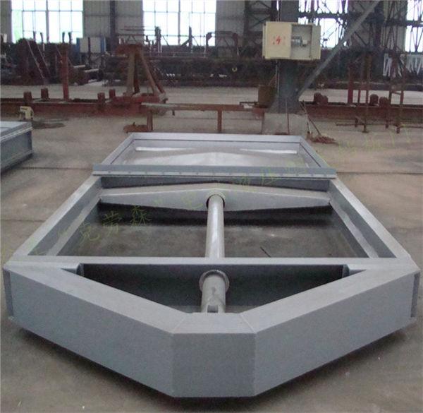 烟气*板阀在电厂燃煤锅炉烟气治理安装的必要性