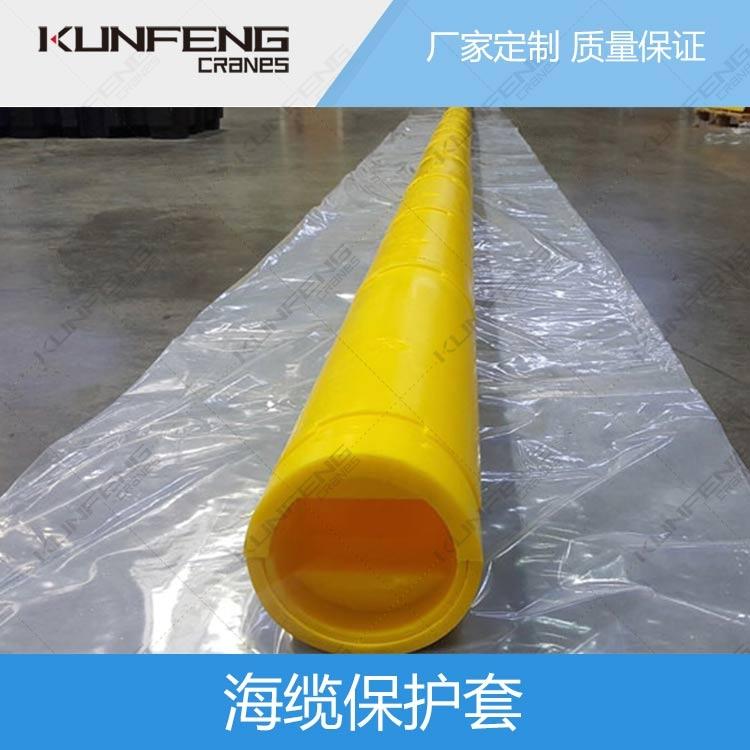 大连海工专用电缆聚氨酯保护套系统
