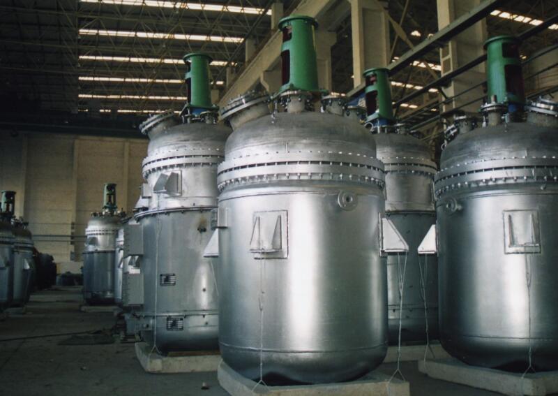 不锈钢高压反应釜型号参数