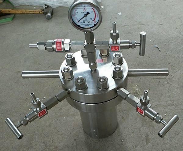 实验室不锈钢高压反应釜批发