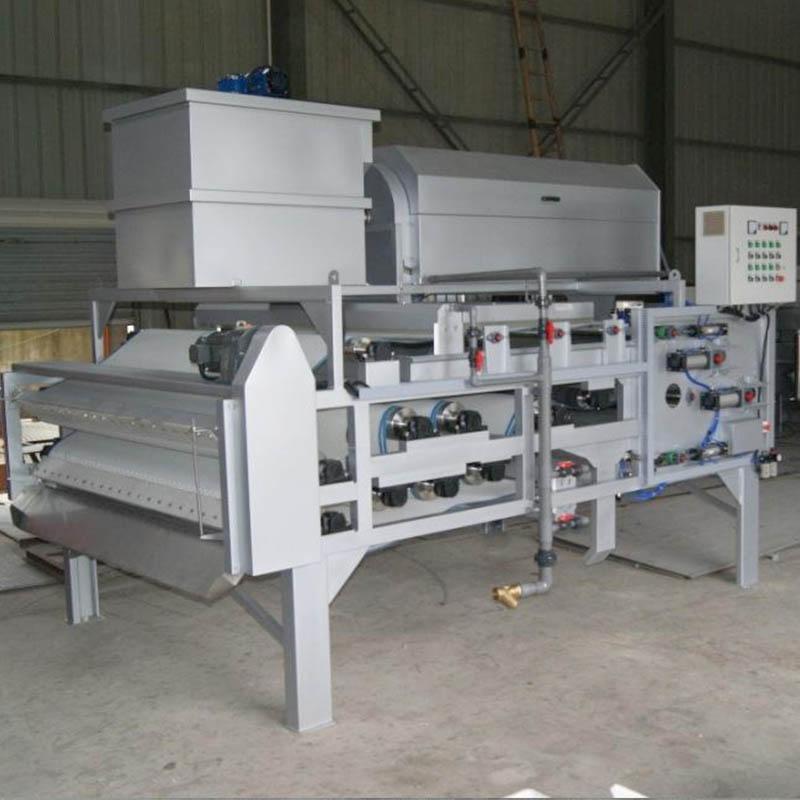 板框式污泥压滤机