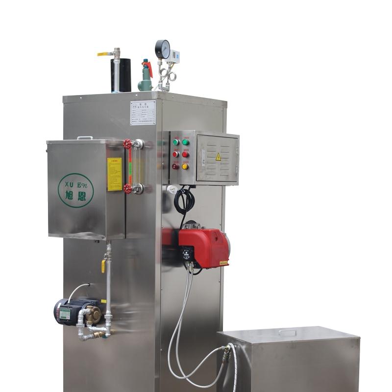 如何配置工业蒸汽发生器