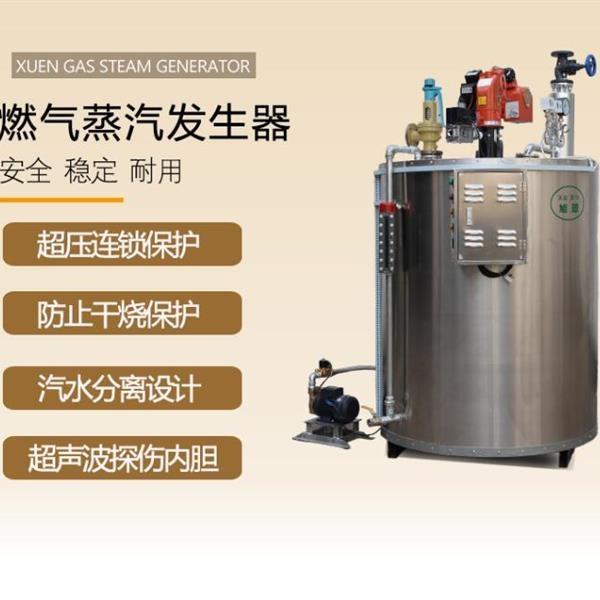 **30KG天然气蒸汽发生器汗蒸*加温蒸汽锅炉