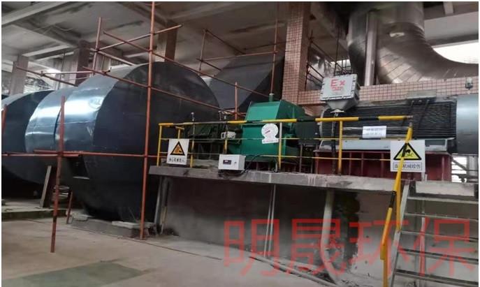 四川钢铁超低排放-明晟环保-SDS钠基干法脱硫